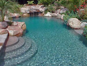 Pebble Sheen Kadison Pool